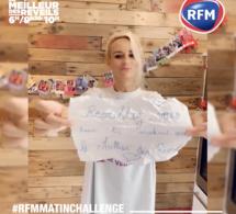 L'équipe de RFM lance le #RFMMatinChallenge