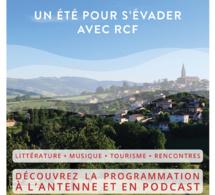 """Cet été, RCF invite ses auditeurs à """"changer d'air"""""""