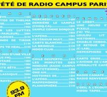 Quoi de prévu cet été pour Radio Campus Paris ?