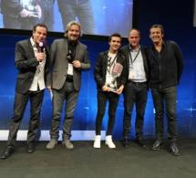 Les réactions des 5 gagnants des Jeunes Talents