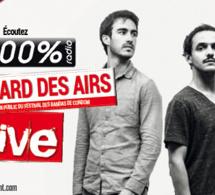 Boulevard Des Airs en direct sur 100%