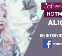 Alice on the roof ce mercredi sur Hotmixradio