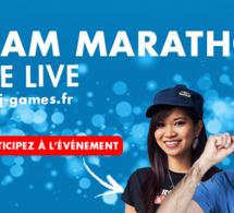 NRJ Games organise son 1er Stream Marathon