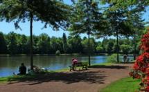 Flers : son parc du château et... sa radio pirate © Office de tourisme de Flers