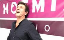 Marc Lavoine est scotché à Hotmixradio