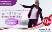 MFM Radio : Bernard Montiel reçoit M Pokora