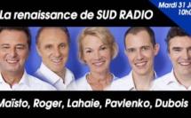 La stratégie de Sud Radio au Salon de la Radio