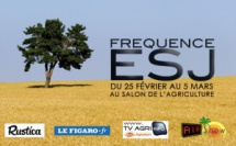 Fréquence ESJ en quotidienne au Salon de l'Agriculture