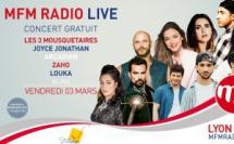 Le MFM Radio Live arrive à Lyon