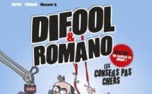 """""""Les conseils pas chers"""" de Difool et Romano"""