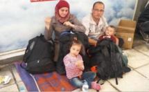 """""""12 jours dans la vie d'un réfugié"""" un reportage d'Omar Ouahmane récompensé au New-York Festivals © Omar Ouahmane"""