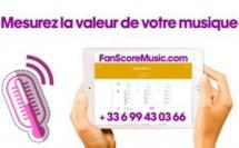 FanScore Music géolocalise les goûts des auditeurs