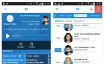 Europe1.fr : premier site radio sur le mobile