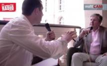 Jacques Hardoin à la Convention des Indés Radios en juin 2014 à Marseille