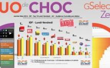 Top 10 des radios en IDF - Diagramme exclusif LLP/RCS GSelector-Zett