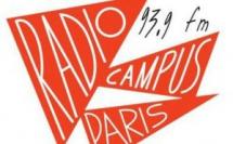 Radio Campus Paris recrute 4 services civiques