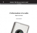 Collection 1001 idées - N°3 - L'information à la radio