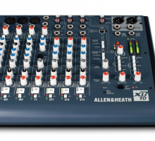 Allen & Heath XB-10 - Table de mixage Radio - Console USB *